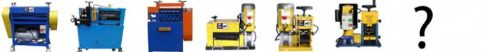 Which copper wire stripping machine is right for you?