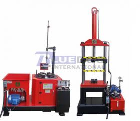 Motor Crushing Machine